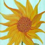 """Sunflower 1"" by SandyWager"