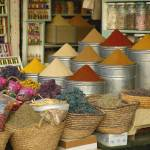 """Spice market, Marrakech"" by gregrobbins"