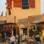 """Rug merchants, Marrakech"" by gregrobbins"