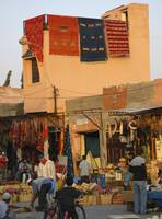 Rug merchants, Marrakech