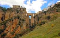 Spectacular town of Ronda, Southern Spain (Best vi