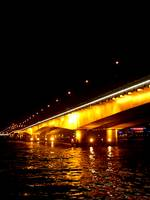 Bridge over the Pearl River, Guangzhou China