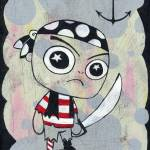 """""""Mean Lil Pirate"""" by macula"""