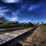 """Toronto / CN Rails and Tower HDR"" by PhotographerTO"