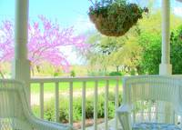 Veranda - Porch in Spring