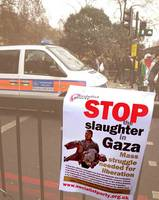 Stop the slaughter in Gaza
