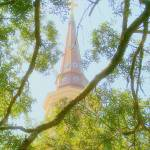 """Church - Steeple - Belltower"" by Philippa"