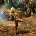 """Mushroom Fairy"" by corenaricks"