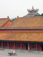 Morning at the Forbidden City