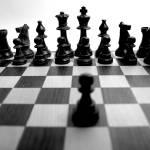 """One Pawn Against a Kingdom"" by joseomediavilla"