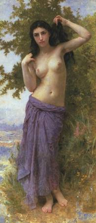 Bouguereau William Beaute Romane 1904