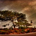 """Old Pointe Loma Lighthouse"" by eklipsse"