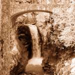 """Waterfall Sepia"" by JCStanton"