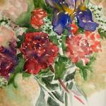 """A Garden Bouquet"" by clovia"