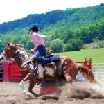 """Barrel Racing"" by aliciakelly"