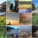 """scenes from Acadia National Park in Maine  (click"" by Zombie37"