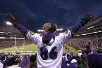 Ravens vs. Steelers - 12/14/08