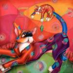 """""""The Chase by Alma Lee"""" by AlmaLee"""