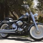 """Harley Davidson Fatboy"" by jasond"