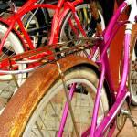 """Pink Rust"" by DeSaint"