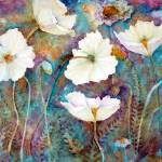 """White Poppies"" by Mylene"