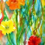 """Garden Bacchanal"" by Mylene"