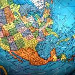 """Vintage Globe"" by brandonjennings"