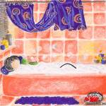 """Bubble Bath"" by kyiawatkins"