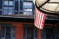 French Quarter - American Flag