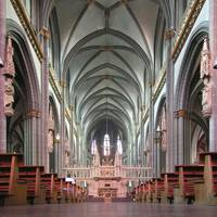 Cathedral in Xanten, Germany