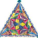 """""""triangle mosaic"""" by AireenDeviani"""