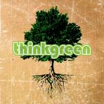 """thinkgreen"" by spikemandesigns"