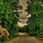 """What lies ahead"" by rmiler"