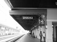Assisi, Train Station