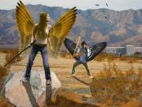 Maximum Ride Manip Poster