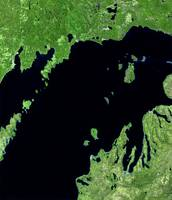 Islands of Upper Lake Michigan