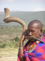 Masaai Warrior