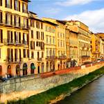 """Florence on the Arno I"" by knightvision"