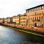 """Florence on the Arno II"" by knightvision"