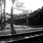 """Railroad Building"" by Lisajoy"