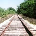 """""""Railroad Tracks"""" by Lisajoy"""