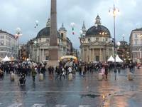 New Years Day in Rome