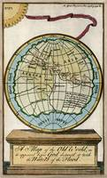 c1500 Map of the World by WorldWide Archive