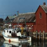 """Rockport-harbor"" by MaureenReilly"