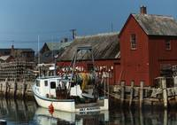 Rockport-harbor