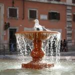 """Rome - Piazza Colonna - Public Bath!"" by mc"