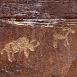 """Indian Petroglyphs"" by mikenorton"