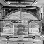 """Charleston Fire Engine #2, South Carolina-127"" by eightarts"