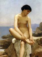 The Bather 1879