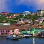 """Bahama Port Print"" by coomBEZ"